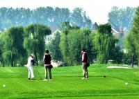 周末,富春山居邀您体验别墅高尔夫!